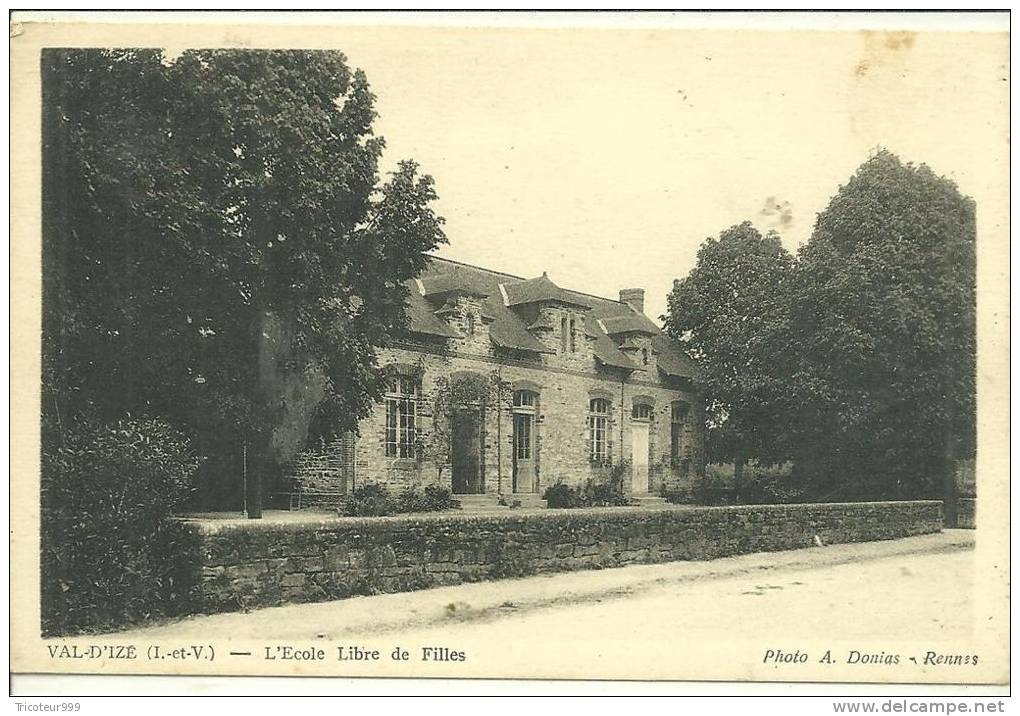 photo école privée des filles -Val d'Izé (1)